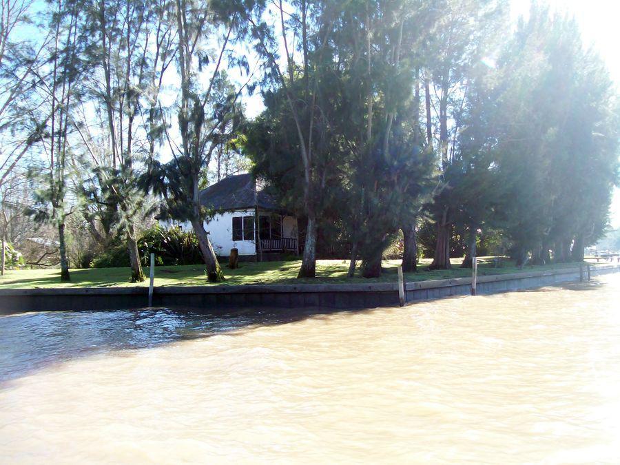 Foto Terreno en Venta en  Sarmiento,  Zona Delta Tigre  Río Sarmiento Taipó