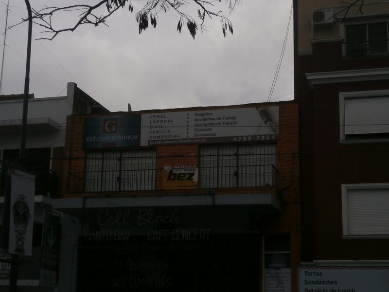 Foto Oficina en Alquiler en  La Lucila,  Vicente Lopez  MAIPU AVDA. entre BOUCHARD y DIAZ VELEZ