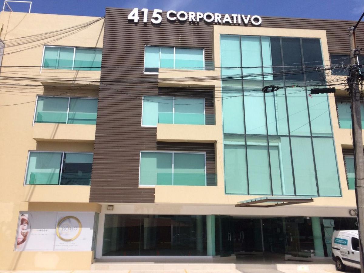 Foto Oficina en Renta en  Fraccionamiento Costa de Oro,  Boca del Río  COSTA DE ORO, Oficina en RENTA en Planta Baja de 121.86 m2 en Corporativo 415