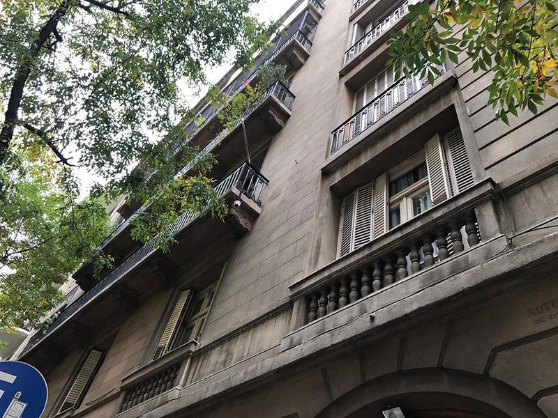 Foto Departamento en Venta en  Plaza S.Martin,  Barrio Norte  Arenales al 800