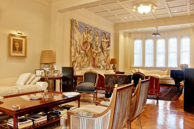 Foto Casa en Venta en  Belgrano ,  Capital Federal  Virrey del Pino  al 3500