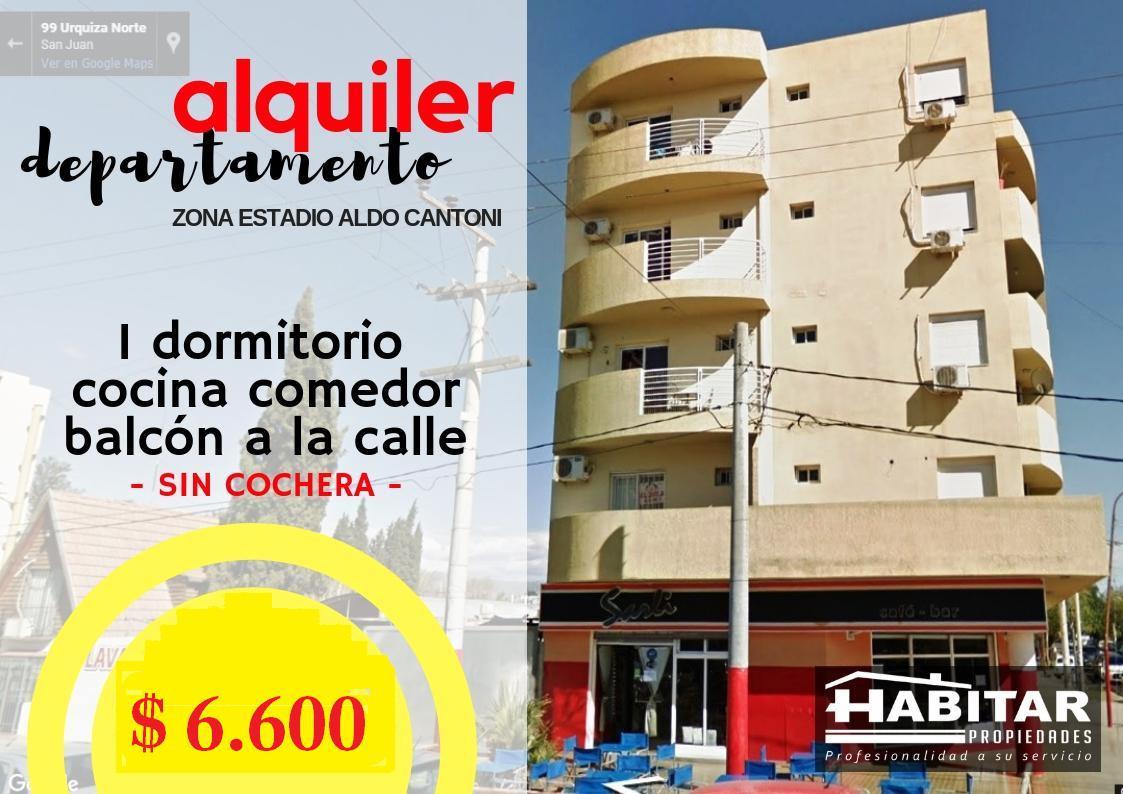 Foto Departamento en Alquiler en  Capital ,  San Juan  Urquiza al 100