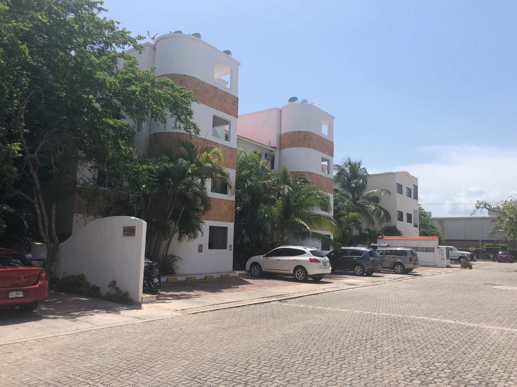 Foto Departamento en Renta en  Fraccionamiento Playa Car Fase I,  Playa del Carmen  Condo 2 Recamaras La Concha Playacar en Renta