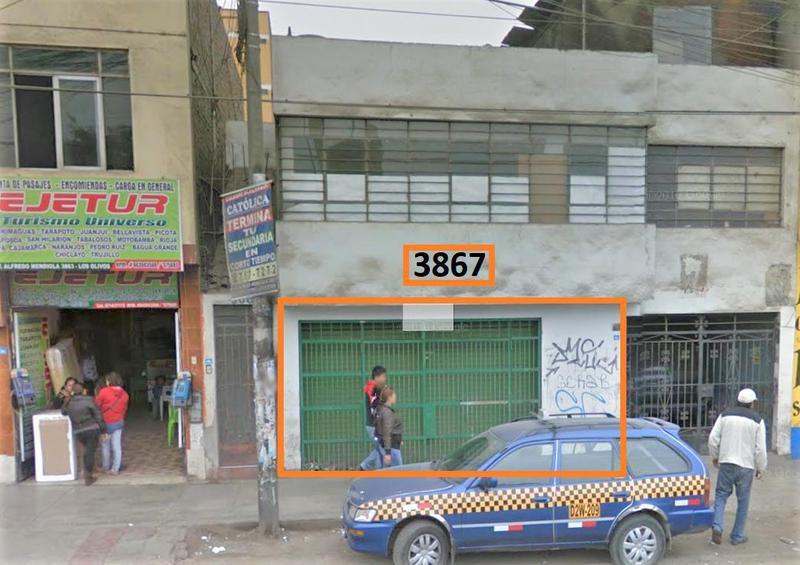 Foto Local en Alquiler en  Los Olivos,  Lima  Av Alfredo Mendiola 3867