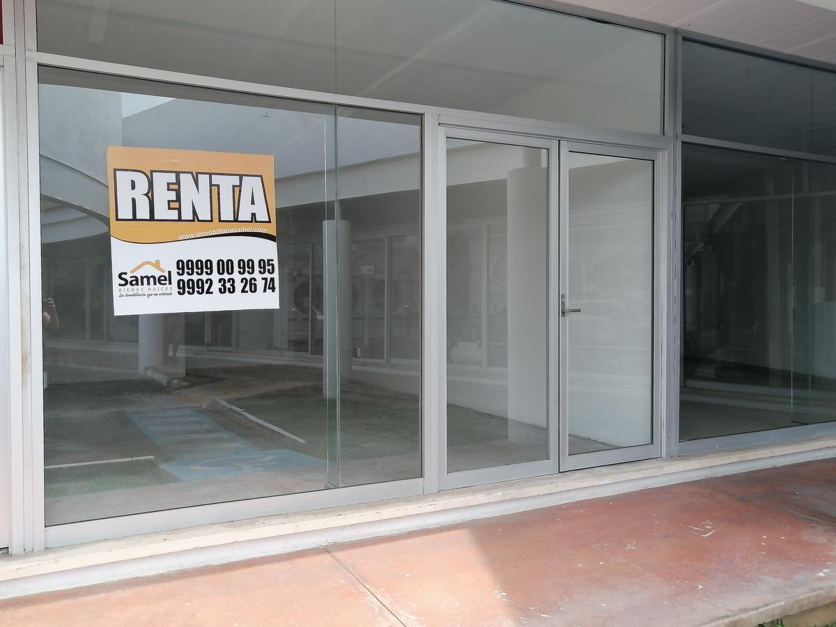 Foto Local en Renta en  Mérida ,  Yucatán  Local #7  De 33 m2 En Plaza Xtabay  Zona Macroplaza