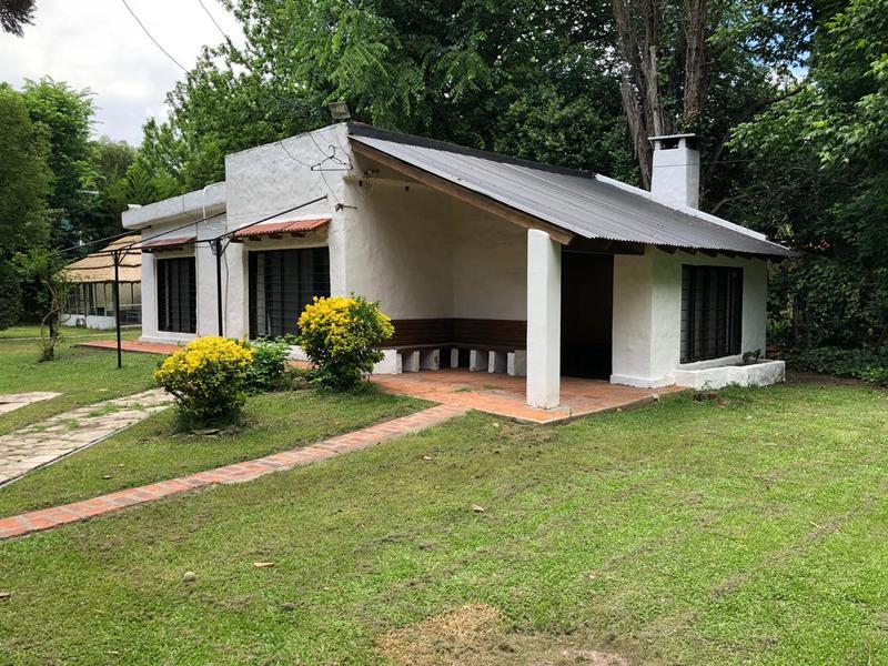 Foto Casa en Venta en  Barrio Parque Leloir,  Ituzaingo  de la Zamba al 1500
