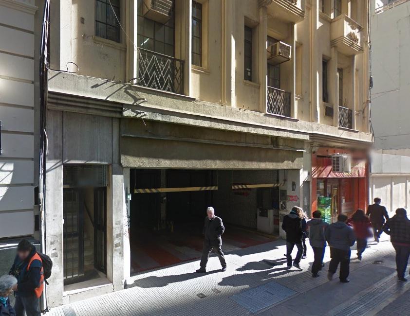 Foto Cochera en Venta en  Palermo ,  Capital Federal  San Martin al 200