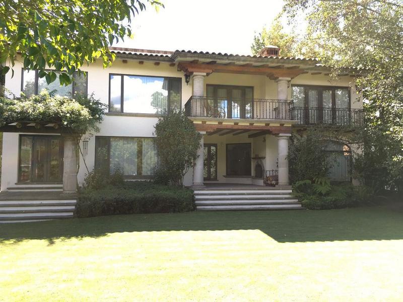 Foto Casa en Venta | Renta en  Club de Golf los Encinos,  Lerma  Fraccionamiento Club de golf los Encinos, Club de Golf los Encinos, Lerma