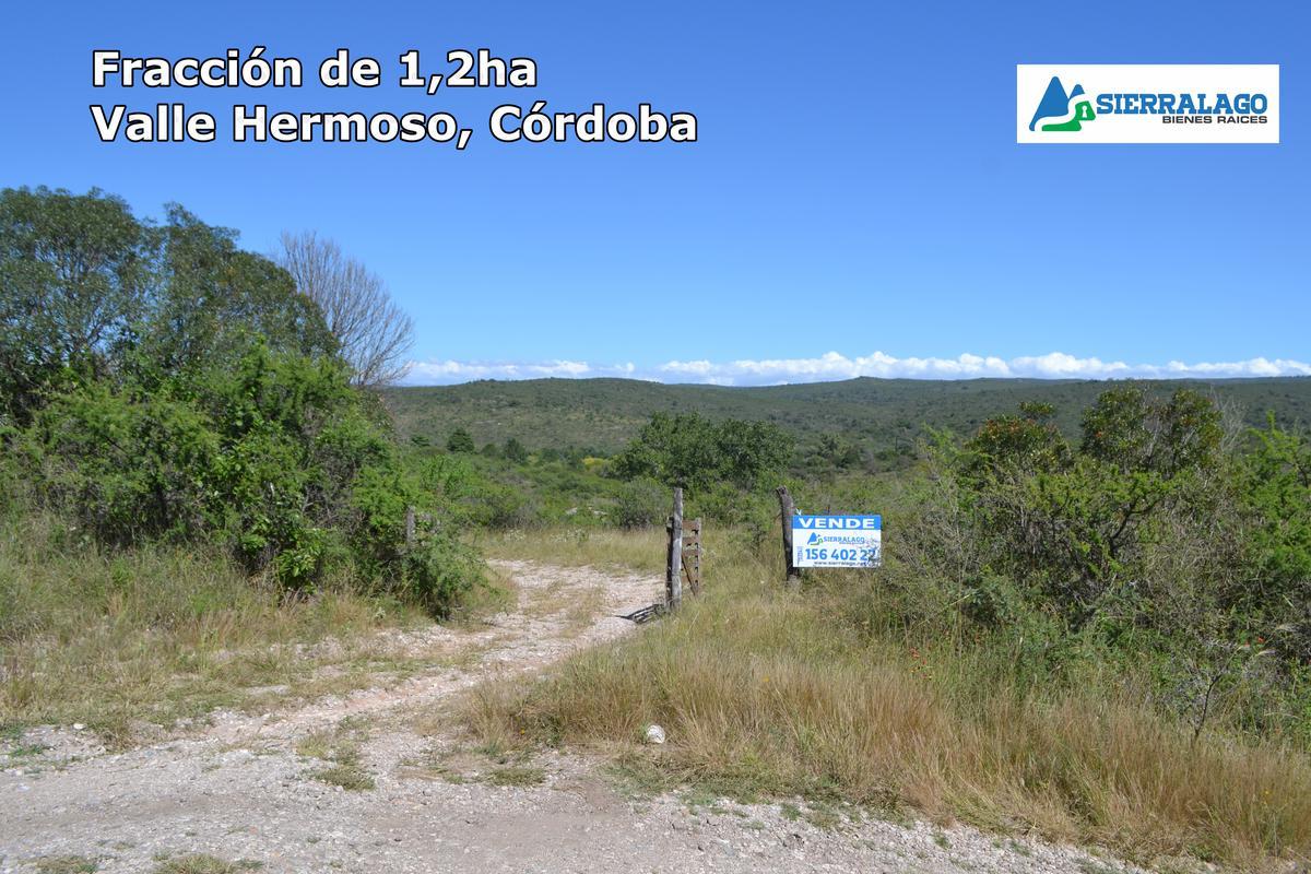 Foto Campo en Venta en  Valle Hermoso,  Punilla  Alta fracción de muy buena vista