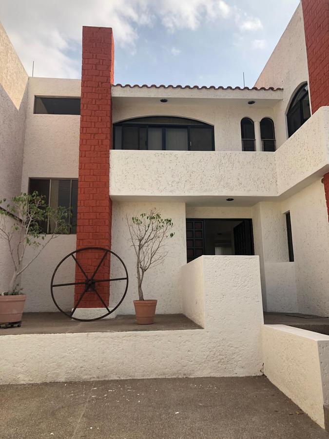 Foto Casa en Renta en  Lomas,  San Luis Potosí  CASA EN RENTA EN LOMAS 4ª SECC, SAN LUIS POTOSI