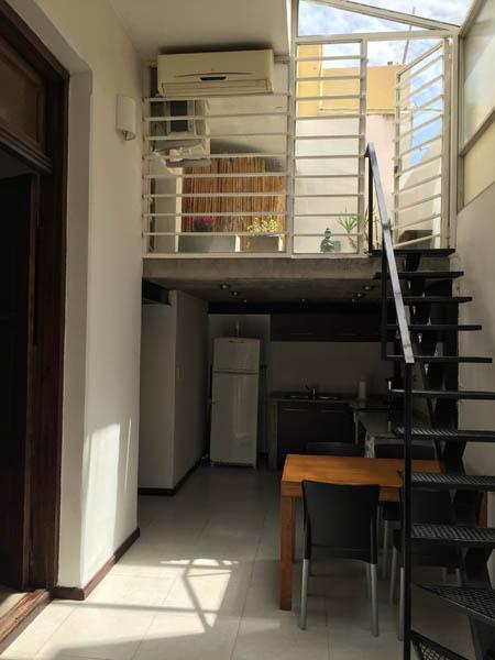 Foto Departamento en Alquiler temporario en  Villa Crespo ,  Capital Federal  LAVALLEJA entre JUFRE y LERMA