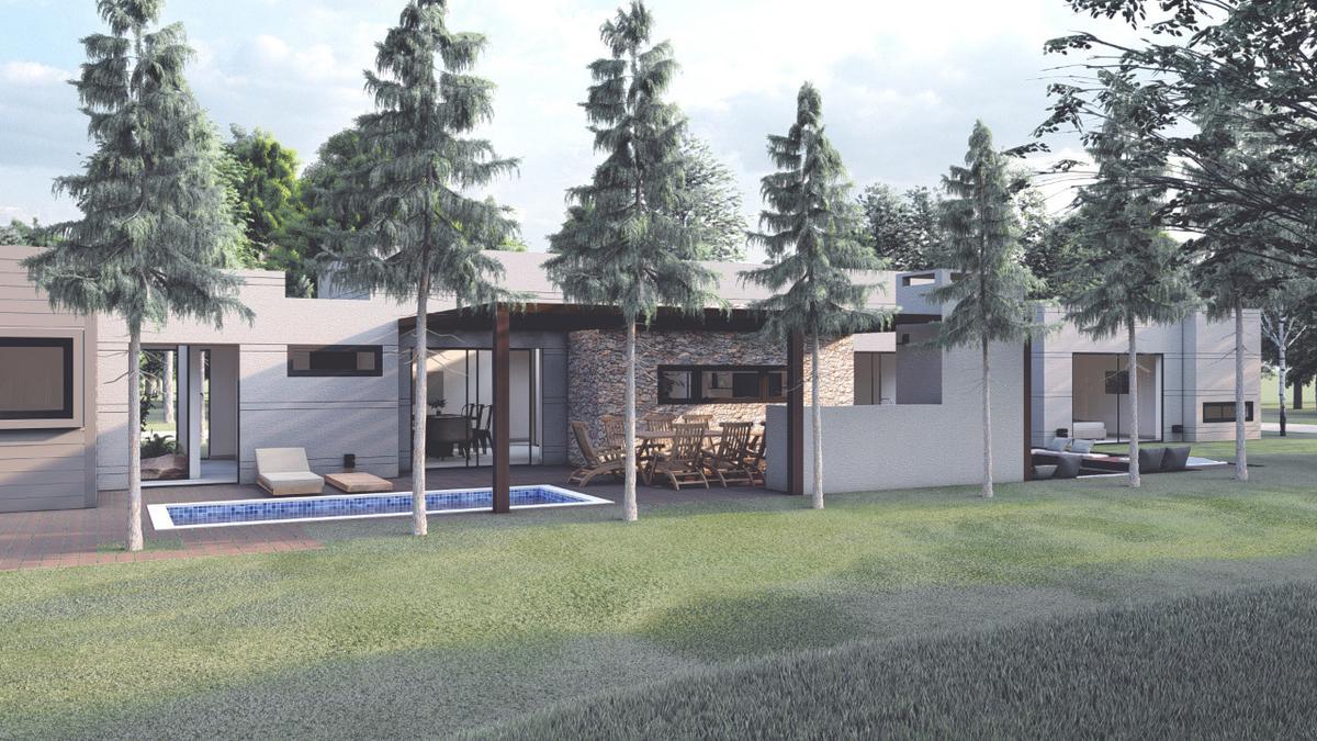 Foto Casa en Venta en  Barrio Costa Esmeralda,  Pinamar  Senderos 531 - Barrio Senderos IV, Costa Esmeralda