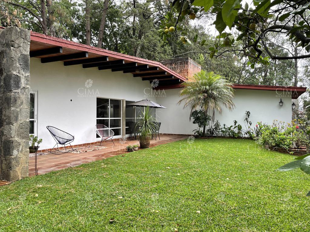 Foto Casa en Renta en  Del Bosque,  Cuernavaca  RENTA CASA EN COLONIA DEL BOSQUE - R113