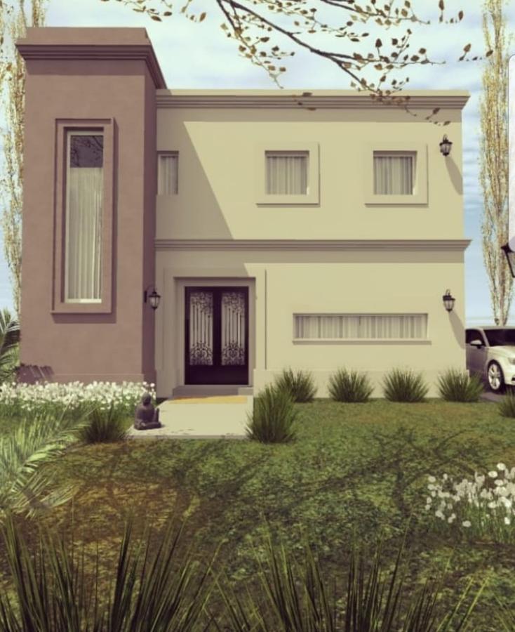 Foto Casa en Venta en  Vila Marina I,  Benavidez  Casa estilo clásico de 3 dorm. en Bº Vila Marina 1, Villanueva. Tigre