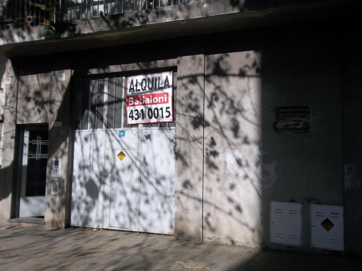 Foto Galpón en Alquiler en  Centro,  Rosario  Cafferata 1623