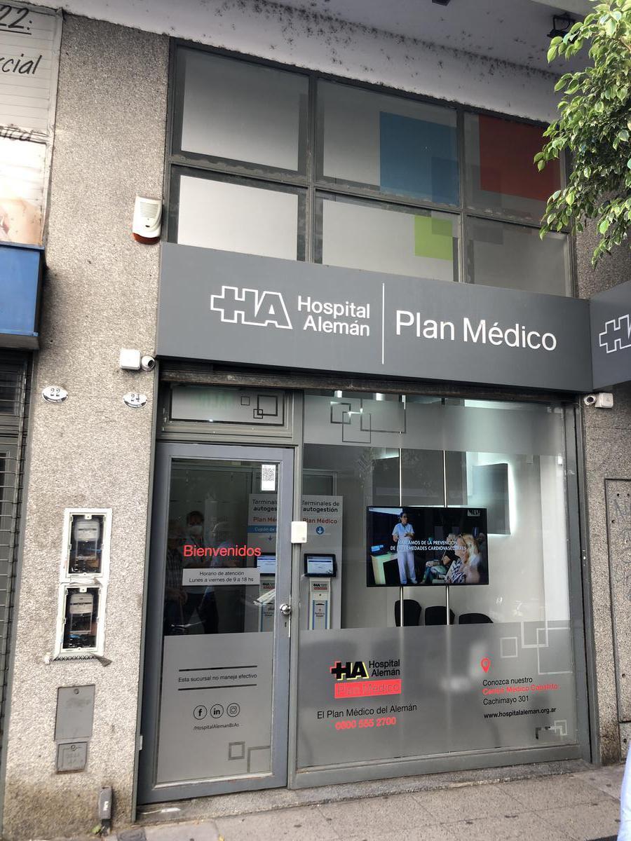 Foto Local en Alquiler en  Caballito ,  Capital Federal  Hidalgo 24