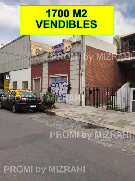 Foto Terreno en Venta    en  Villa Crespo ,  Capital Federal  Loyola al 100
