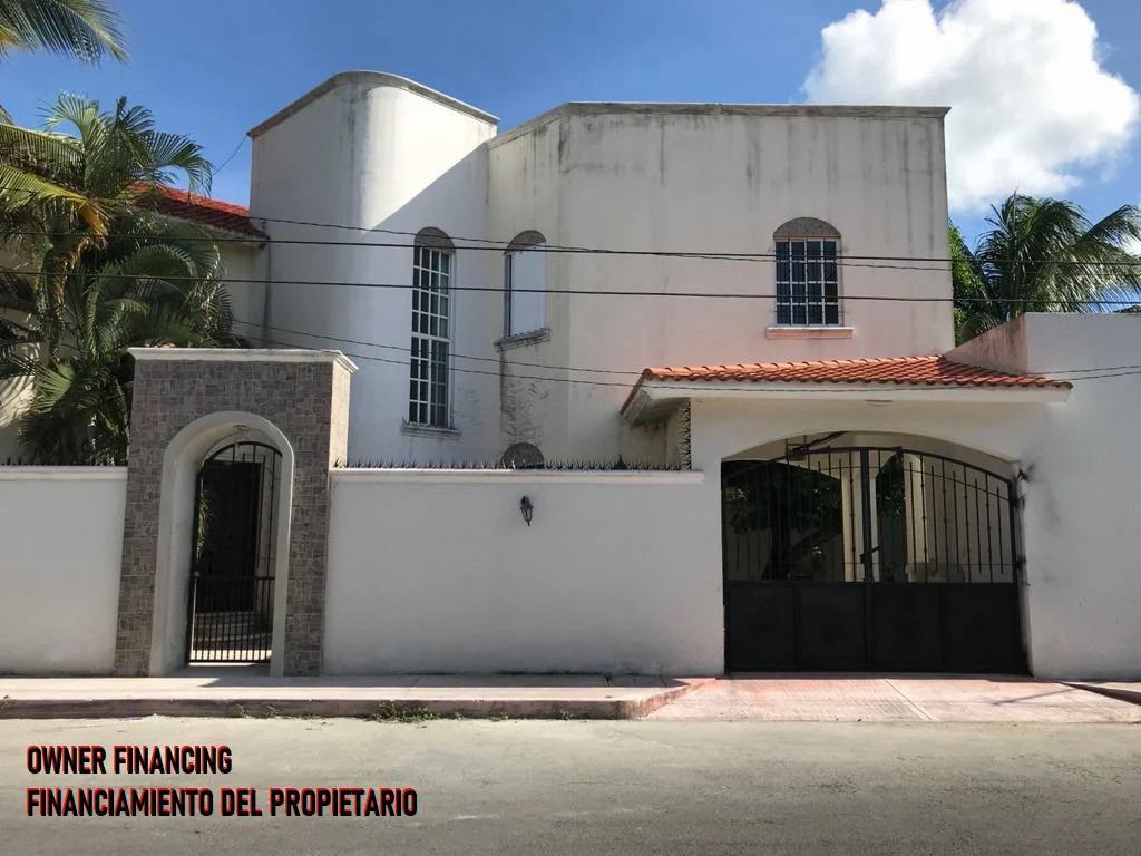 Foto Casa en Renta en  Cozumel ,  Quintana Roo  Casa Alberto -Calle 19 sur con 55 avenida sur