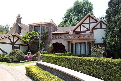 Foto Casa en Renta en  Club de Golf Hacienda,  Atizapán de Zaragoza  Hermosa casa en Club de Golf