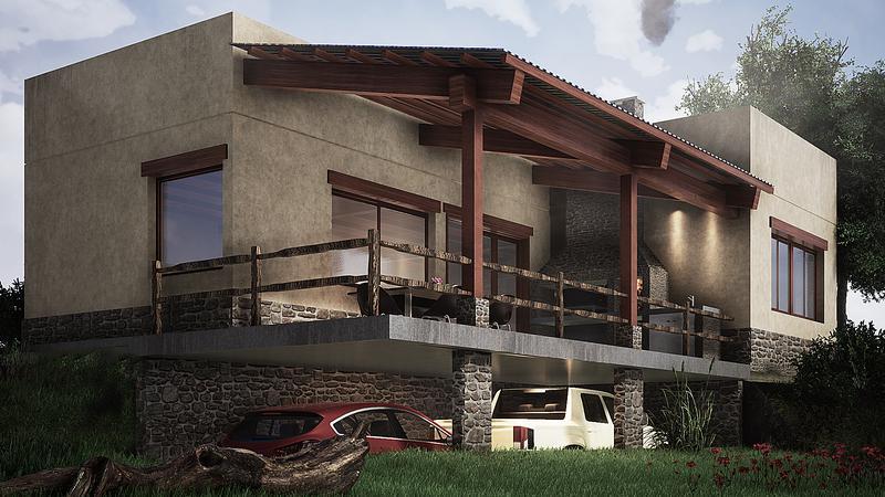Foto Casa en Venta en  Tafi Del Valle ,  Tucumán  Mirador del Valle