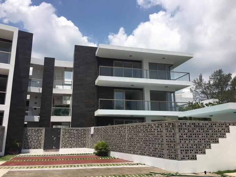 Foto Departamento en Renta en  Unidad habitacional Rincon Del Conchal,  Alvarado  RINCON DEL CONCHAL, Departamento en RENTA con alberca, 2 Rec