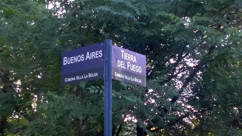 Foto Terreno en Venta |  en  Villa La Bolsa,  Santa Maria  Tierra del Fuego esq. Bs As