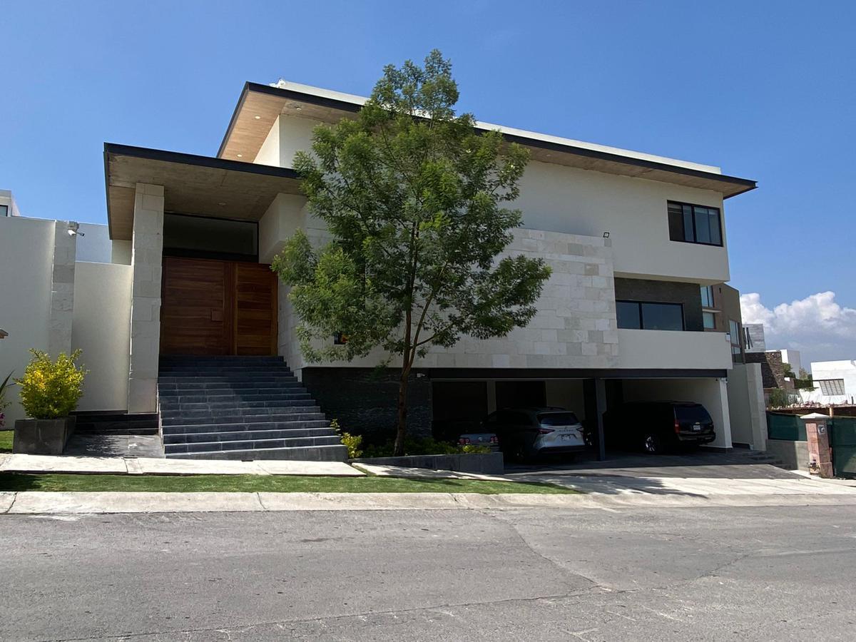 Foto Casa en Renta en  San Luis Potosí ,  San luis Potosí  RESIDENCIA EN VENTA EN CLUB DE GOLF LA LOMA, SAN LUIS POTOSI