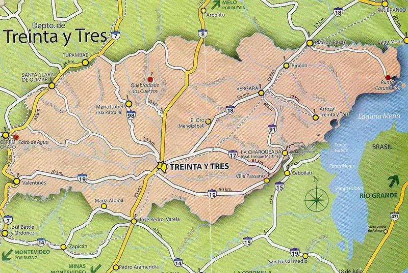 Foto Terreno en Venta en  Treinta y Tres ,  Treinta y Tres  Terrenos en Treinta y Tres - 1 dormitorios