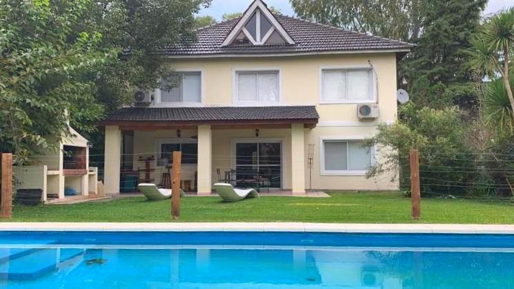 Foto Casa en Alquiler en  Saint Thomas,  Countries/B.Cerrado (E. Echeverría)  ALQUILER-Saint Thomas Sur. ALQUILER EN DÓLAR OFICIAL.