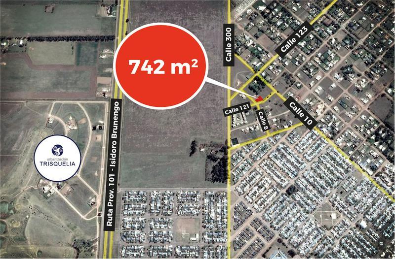Foto Terreno en Venta en  General Pico,  Maraco  Calle 8 esq. 121