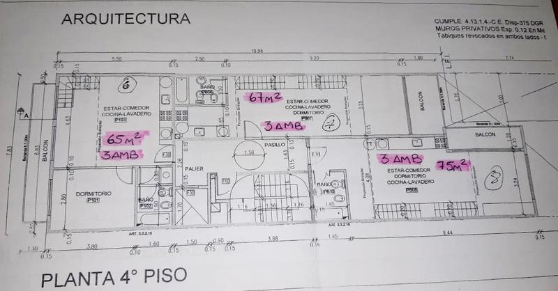 Foto Departamento en Venta en  Mataderos ,  Capital Federal  Basualdo al 1400