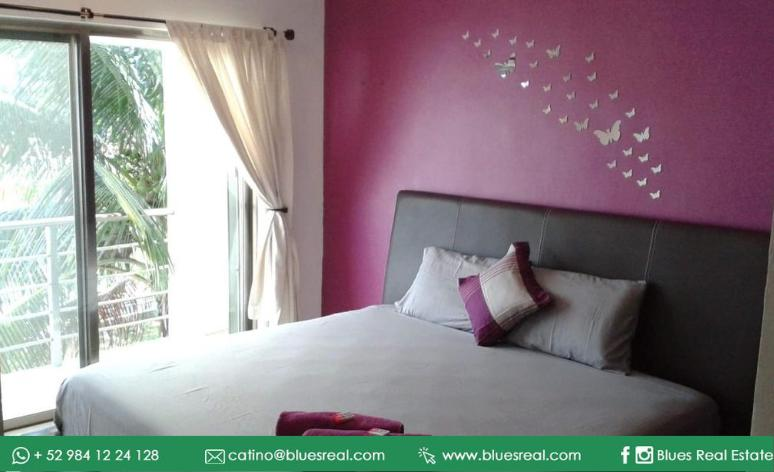 Picture Apartment in Sale in  Solidaridad ,  Quintana Roo  For sale Furnished apartment in Playa del Carmen, Quintana Roo | Code 968