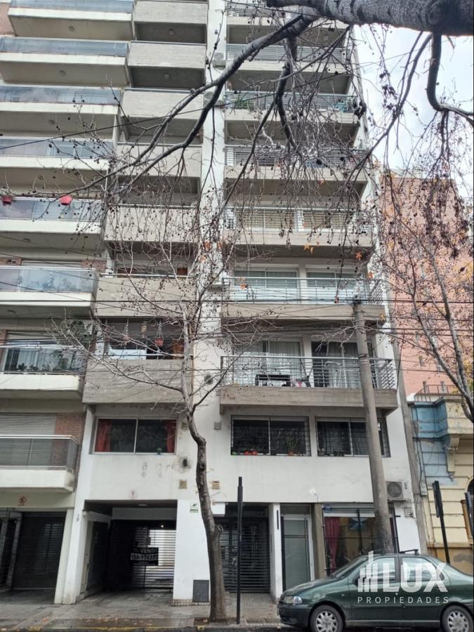 Departamento alquiler Monoambiente piso 5 Lagos 700 - Rosario