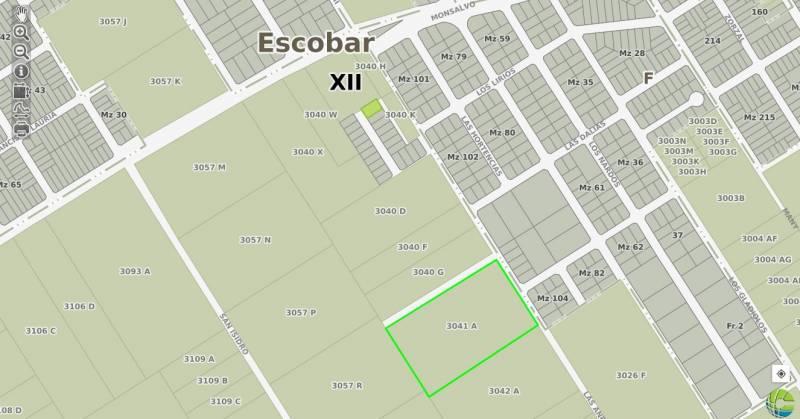 Foto Campo en Venta en  Belen De Escobar,  Escobar  Campo Las Anemonas  al 300