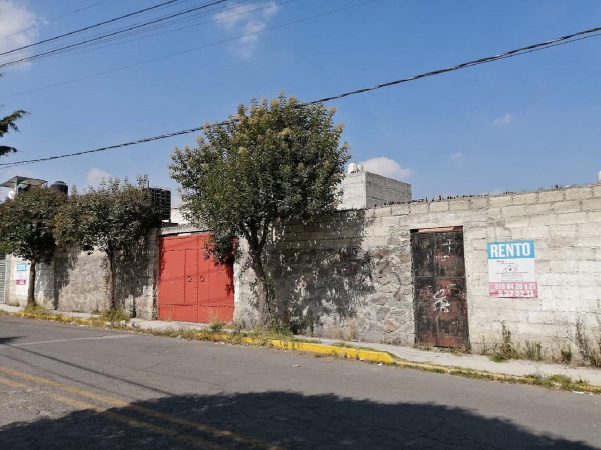 Foto Terreno en Renta |  en  San Buenaventura,  Toluca  Terreno  en Renta, en Pensador  Mexicano