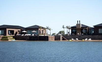 Foto Terreno en Venta en  El Naudir,  Countries/B.Cerrado (Escobar)  Terreno interno con vista al Club House