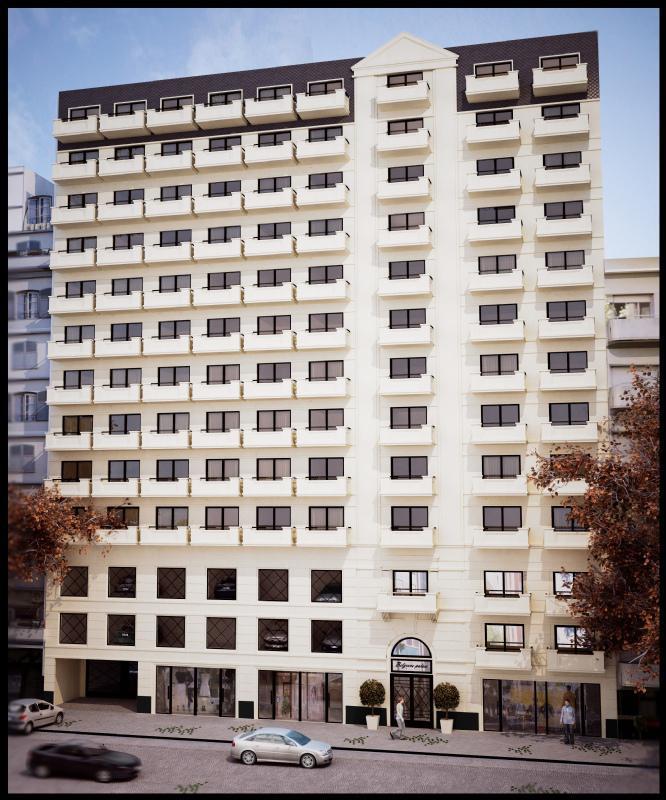 Foto Departamento en Alquiler temporario en  Monserrat,  Centro (Capital Federal)  Av. Belgrano al 1300