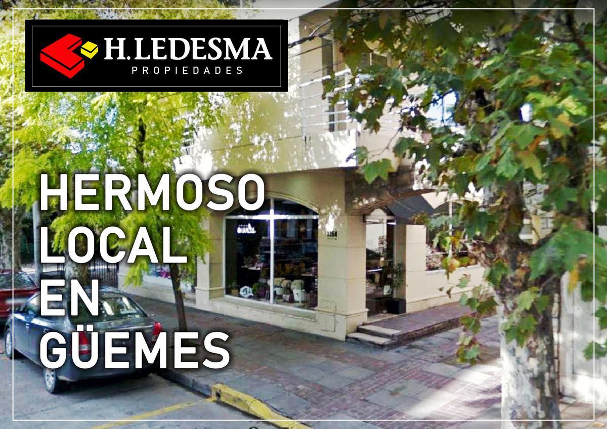 Foto Local en Venta en  Guemes ,  Mar Del Plata  ALVARADO 1300