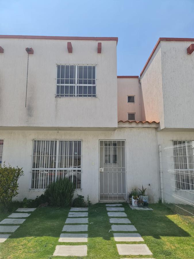"""Foto Casa en Venta en  San Antonio la Isla,  San Antonio la Isla  Casa en Venta en Fracc. """"Villas del Sauce"""",  San Antonio La Isla."""