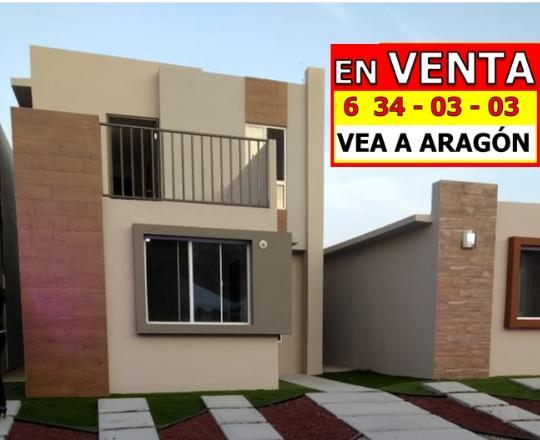 Foto Casa en Venta en  Colinas de La Presa,  Ensenada  VENDEMOS CASAS MUY ECONÓMICAS NUEVAS MUY BONITAS CERCA DE LA PRESA