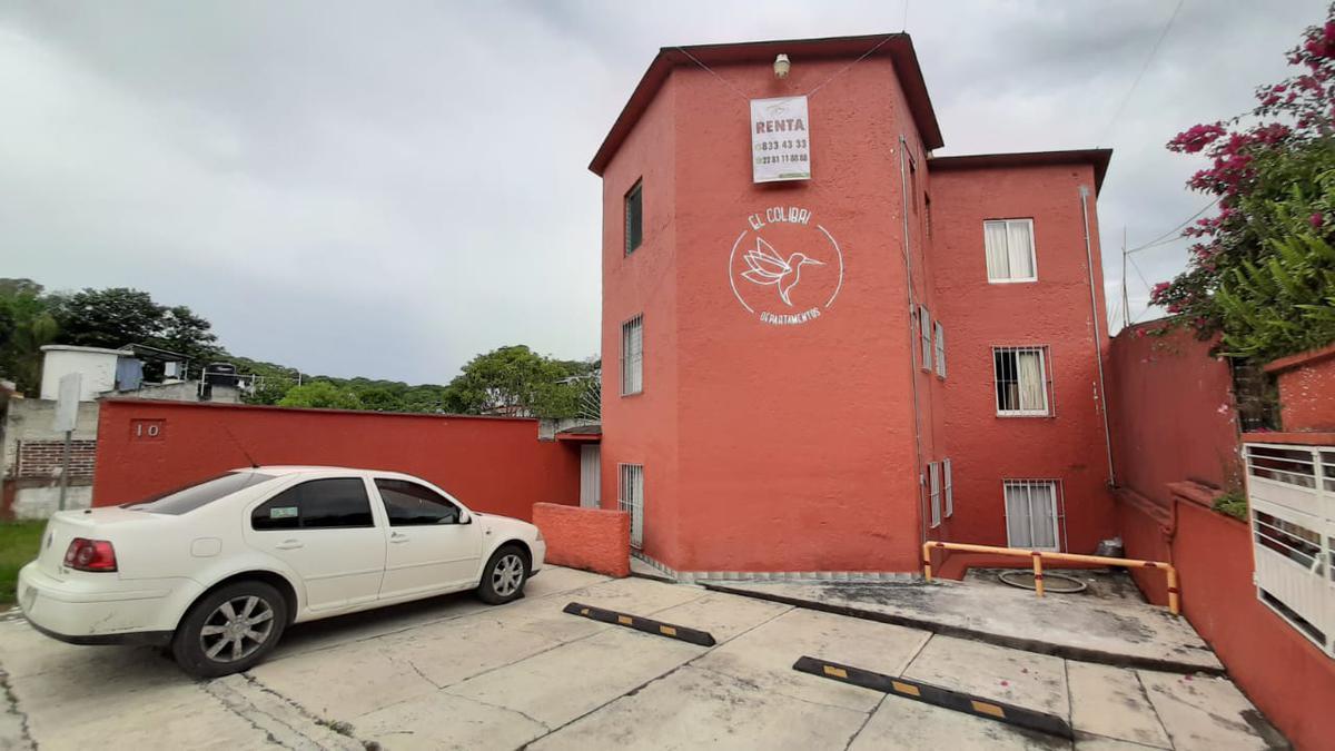 Foto Departamento en Renta en  3 de Mayo,  Xalapa  COLONIA 3 DE MAYO, XALAPA VER. DEPARTAMENTO AMUEBLADO