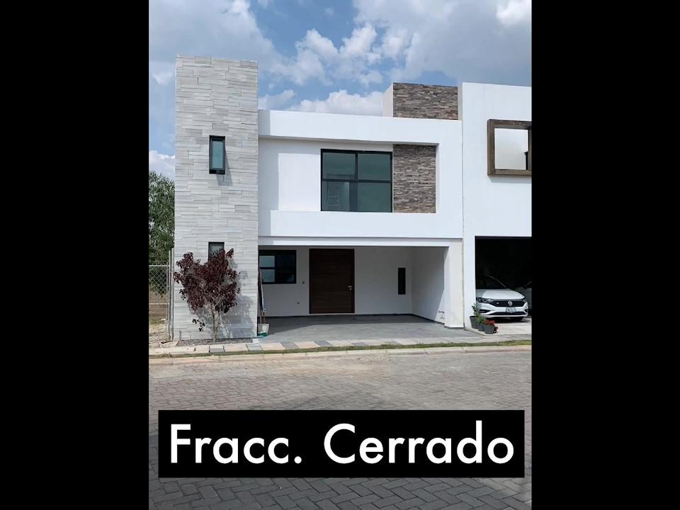 Foto Casa en Venta en  Barrio De Jesús,  San Andrés Cholula  Fraccionamiento Arboreto, Cholula Puebla - Casa en venta
