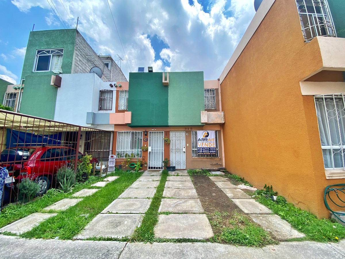 Foto Casa en condominio en Venta en  Los Héroes Tecámac,  Tecámac  Circuito 7 Mz. 14 Lt. 21 Casa 5