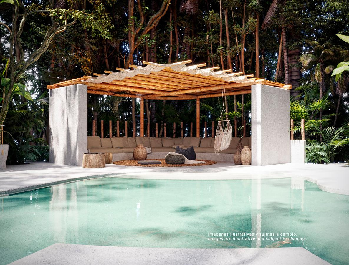 Foto Terreno en Venta en  Tulum,  Tulum  Terreno en venta Tulum, Bak Tulum 250 m2. Quintana Roo