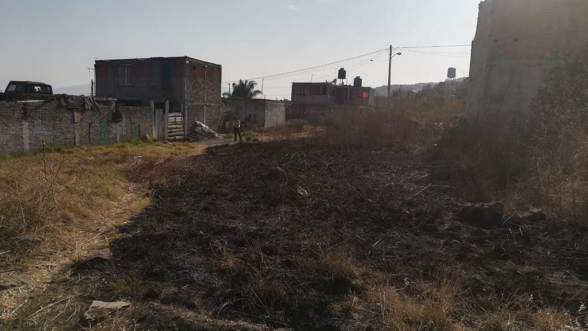 Foto Terreno en Venta en  Morelia ,  Michoacán  La manguita , Morelia , Michocán