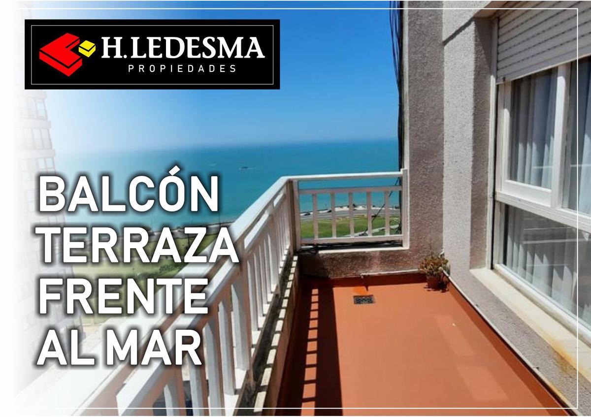 Foto Departamento en Venta en  Playa Grande,  Mar Del Plata  ALVARADO 69 • FRENTE AL MAR