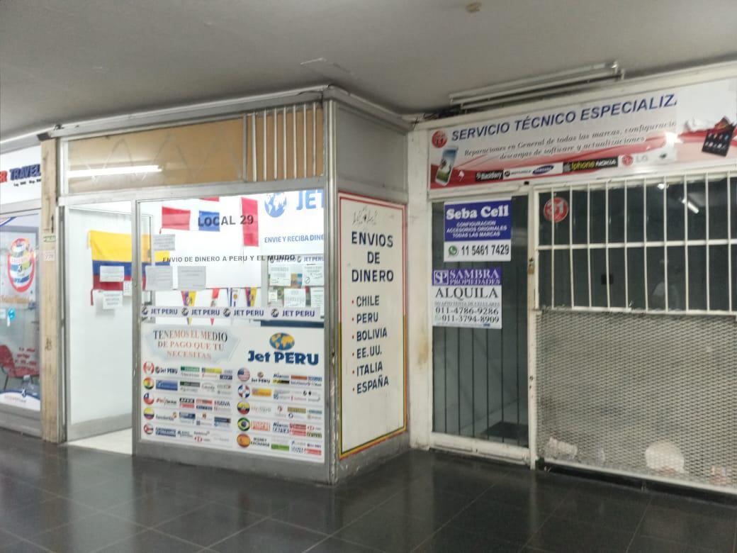 Foto Local en Alquiler en  Once ,  Capital Federal  Local en Galeria  LH, Av, Corrientes 2541. Once