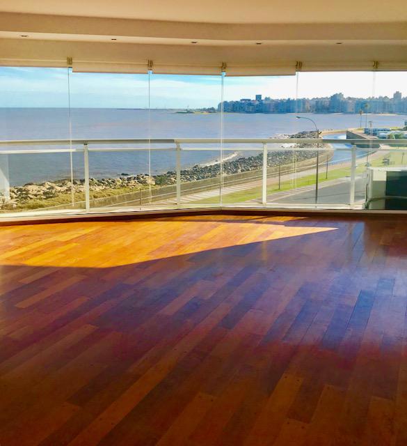 Foto Apartamento en Venta en  Puerto Buceo ,  Montevideo  Rambla Armenia esq Luis A de Herrera