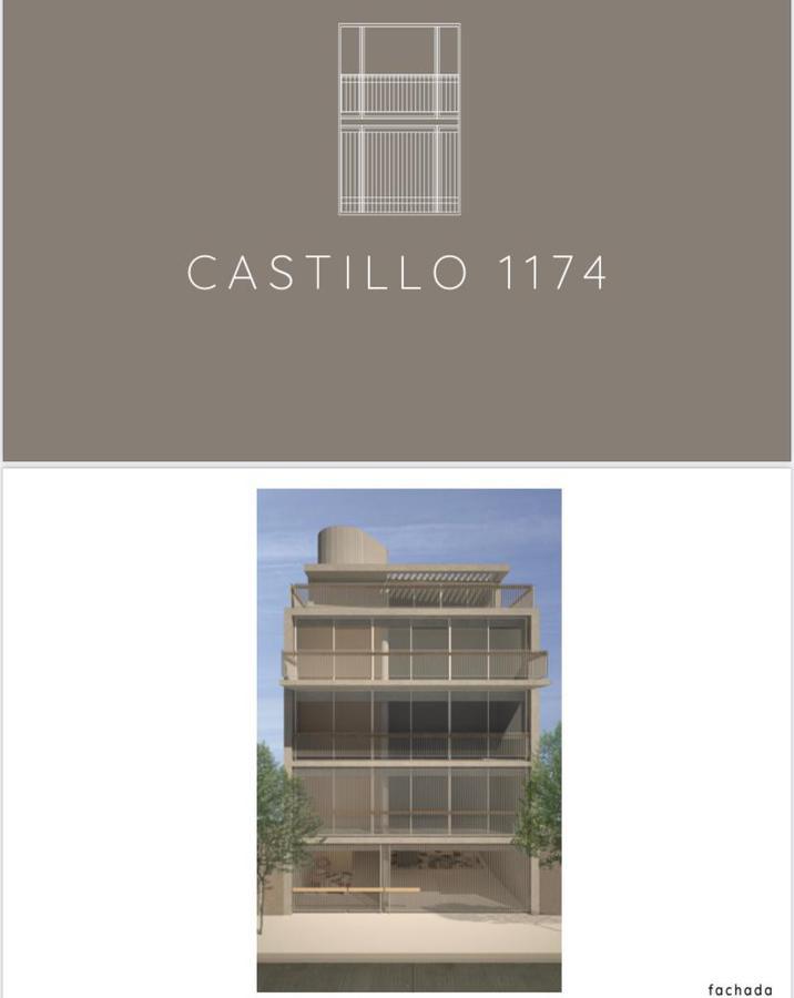 Foto Terreno en Venta en  Villa Crespo ,  Capital Federal  Castillo al 1100, Villa Crespo