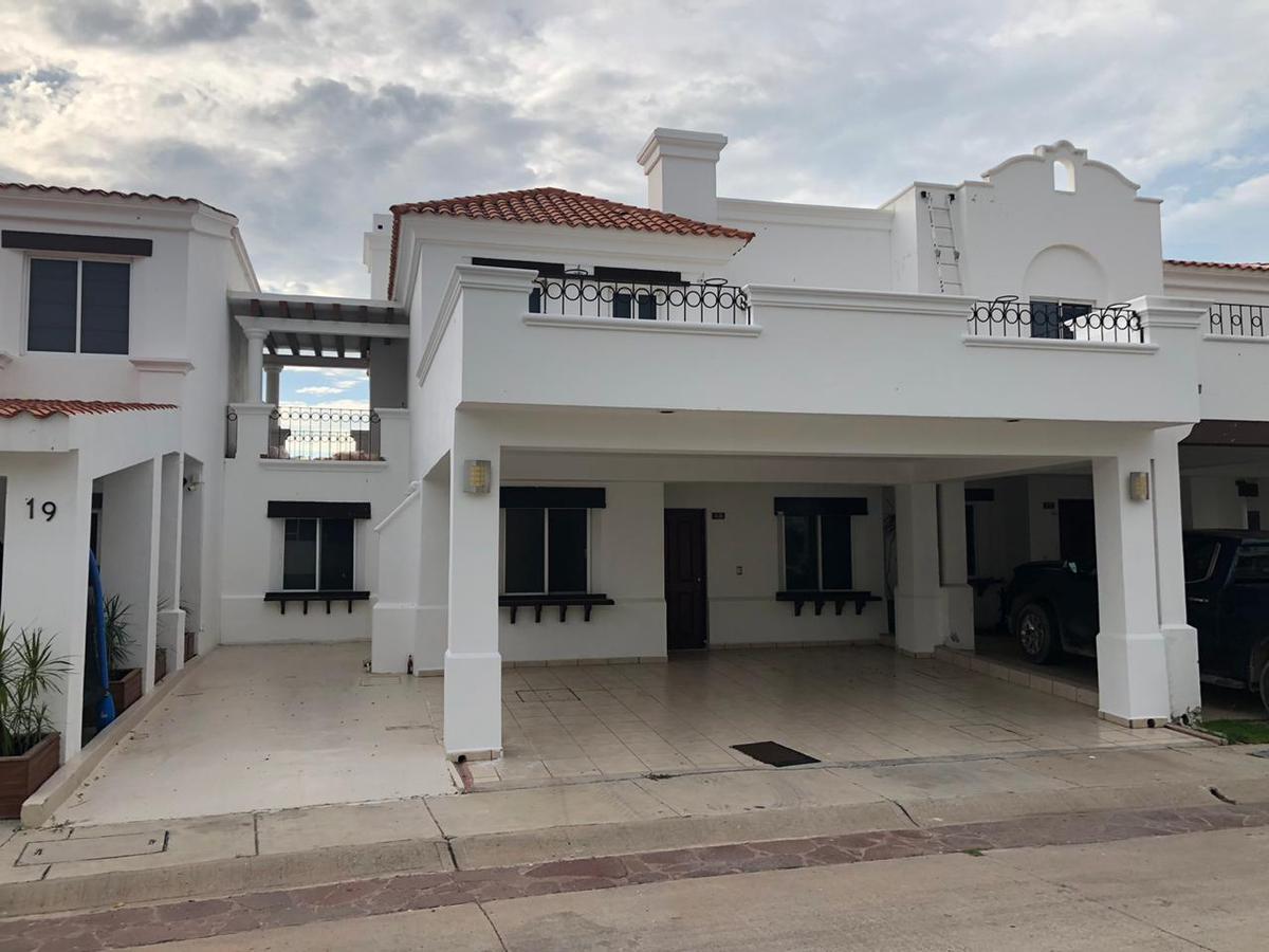 Foto Casa en Venta en  Fraccionamiento Mediterráneo Club Residencial,  Mazatlán  Casa en Venta en Fraccionamiento Mediterráneo Club Residencial